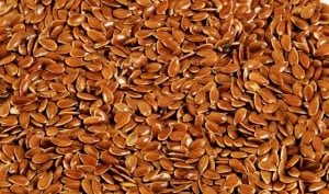Flax seeds for hair loss