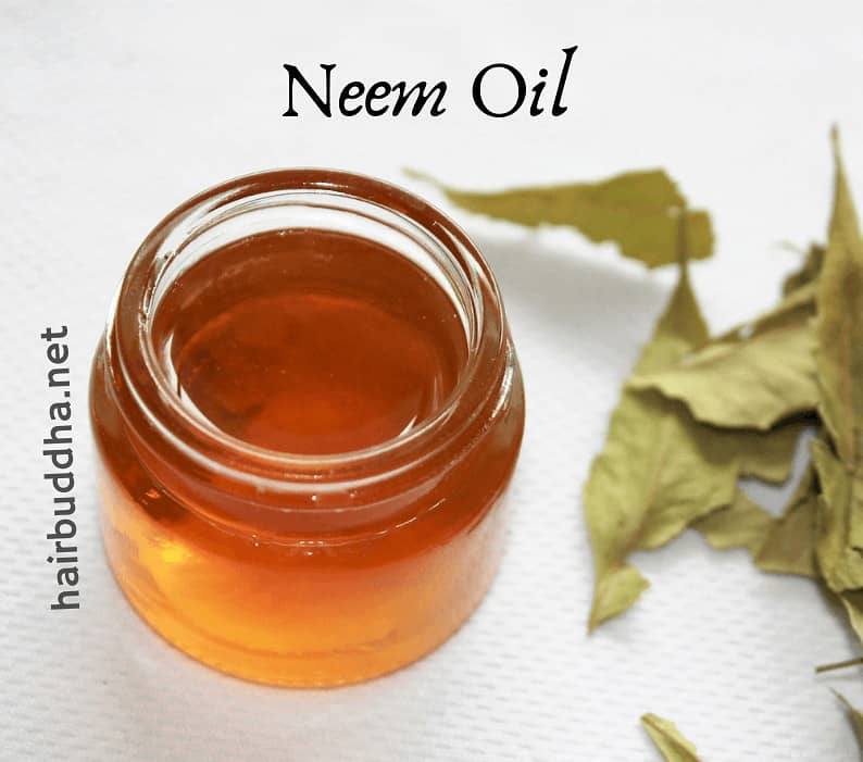 Neem oil for Hair