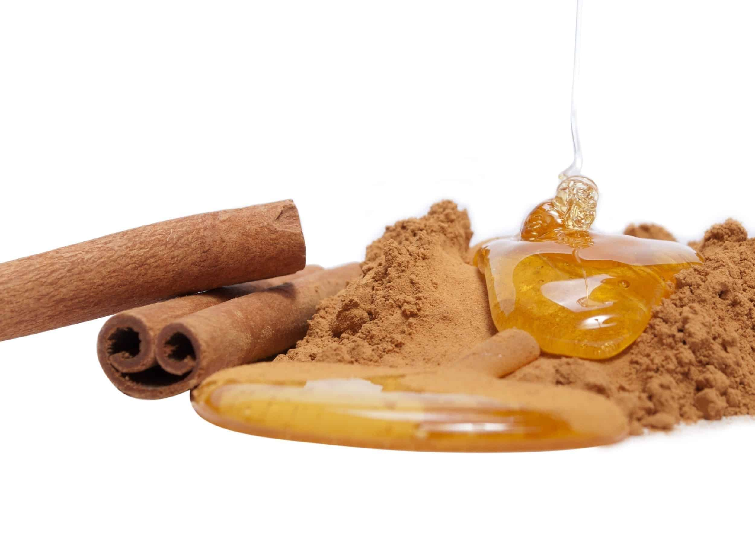Cinnamon and honey Scalp Detox