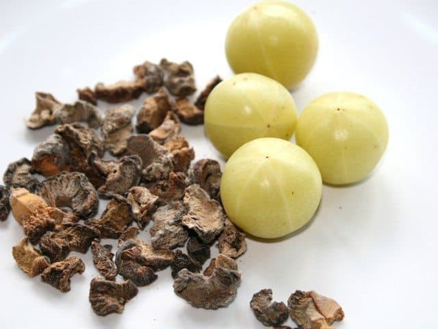 Amla for grey hair