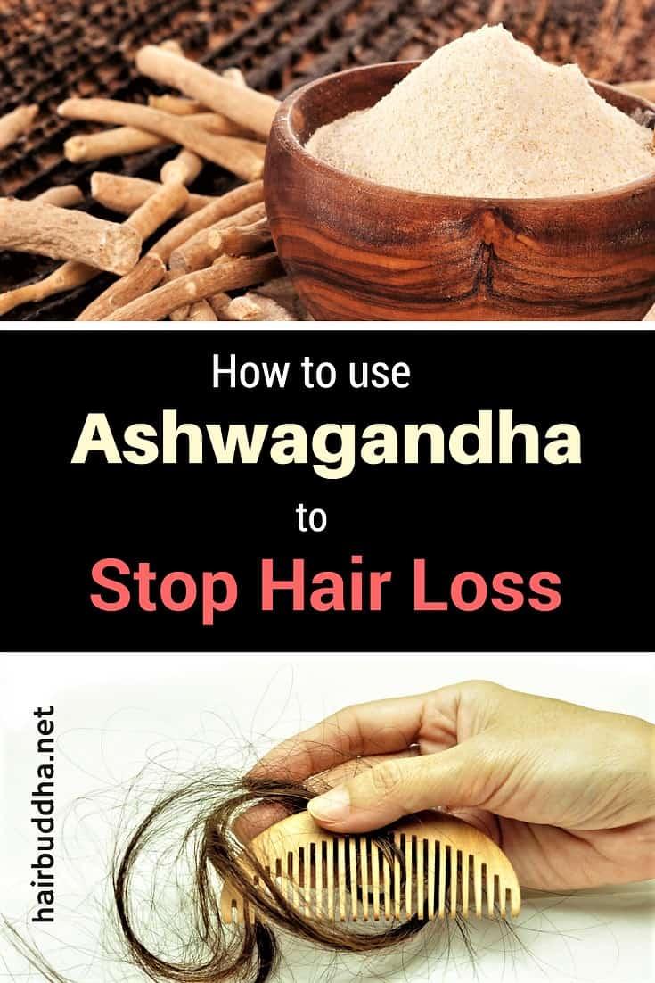 ashwagandha for hair loss