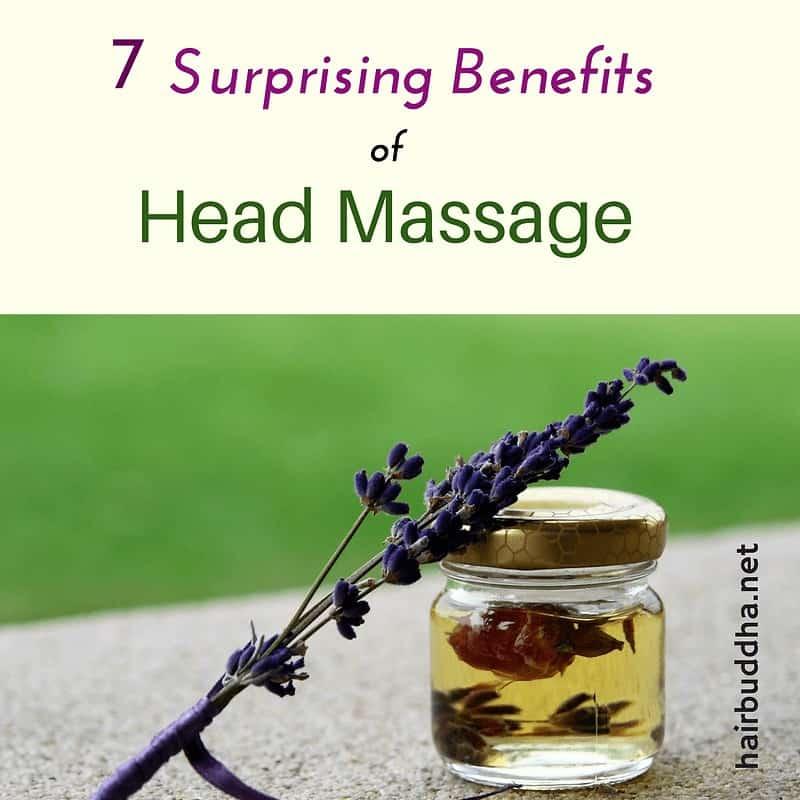 7 benefits of head massage
