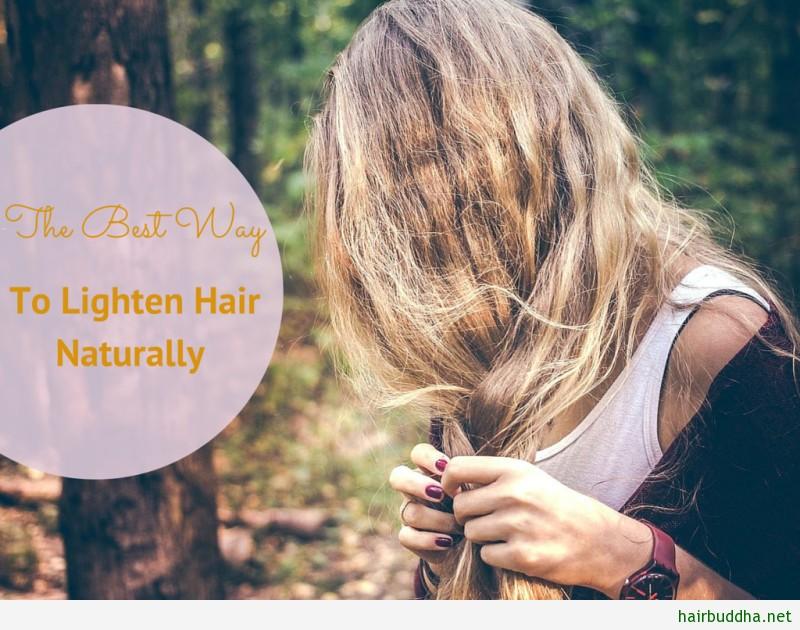 The Best Way To Lighten Hair Naturally Blond 2