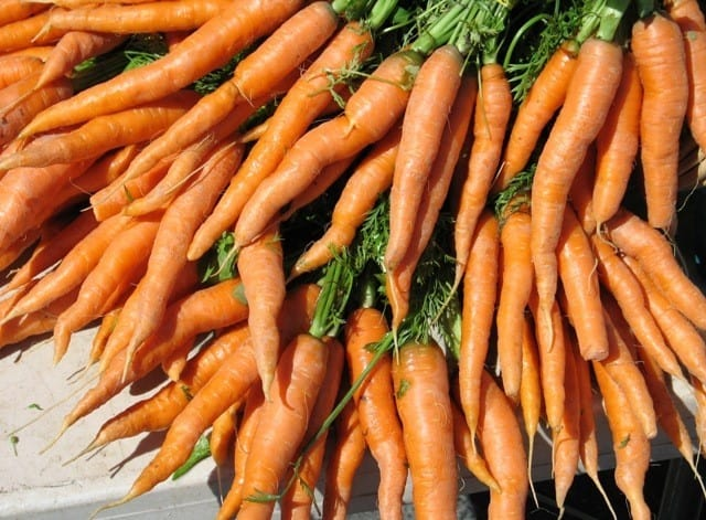 Carrots for Healthy Hair