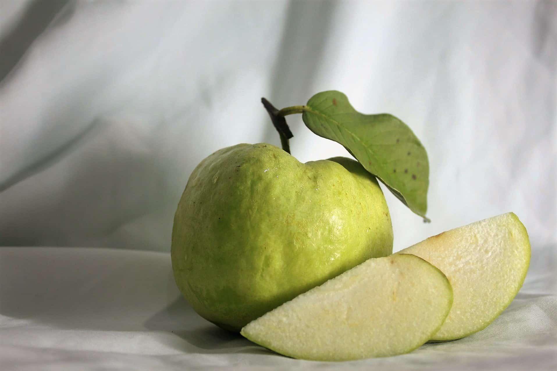 guava - vitamin C for hair