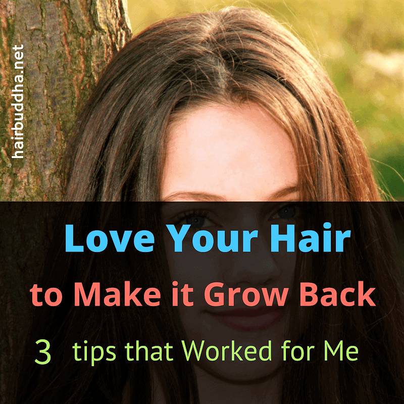 love your hair to make it grow
