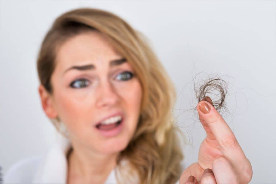 Does Stress Cause Hair Loss