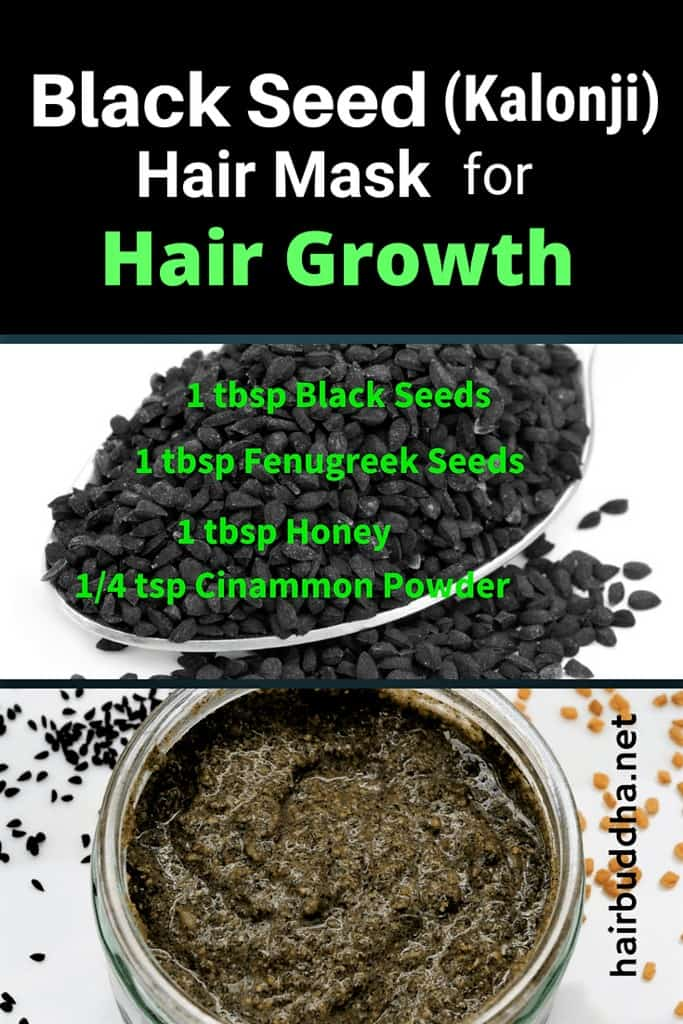 Black Seed (Kalonji) Hair Mask