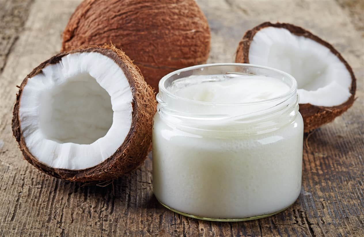How to Use Coconut Oil to stop Hair Loss