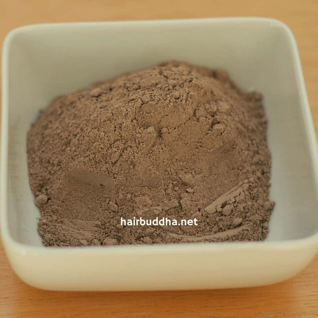 rhassoul clay for hair