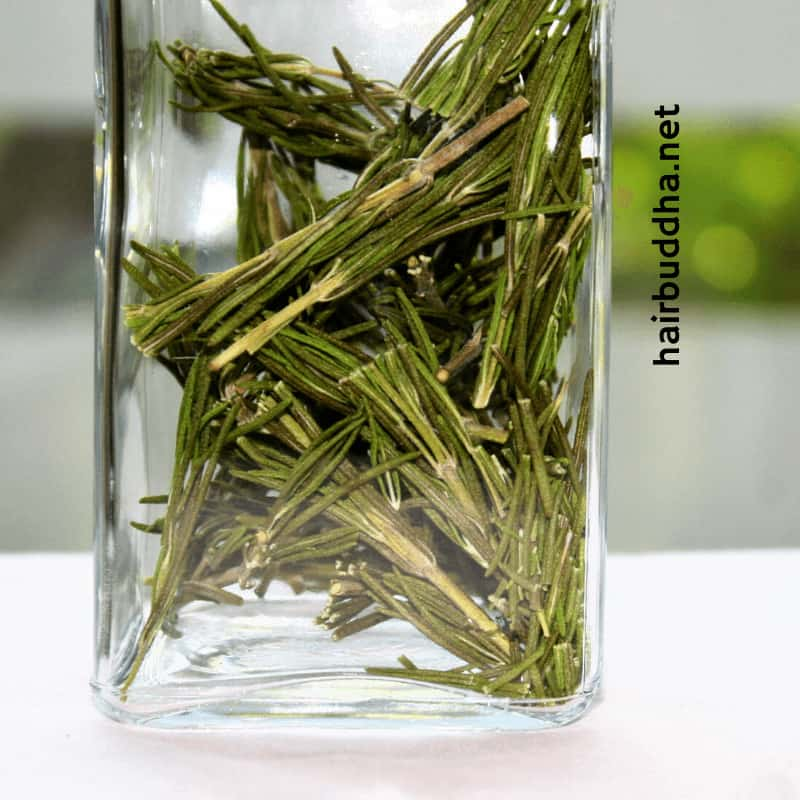 rosemary in bottle