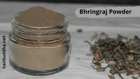 bhringraj to grow new hair follicles