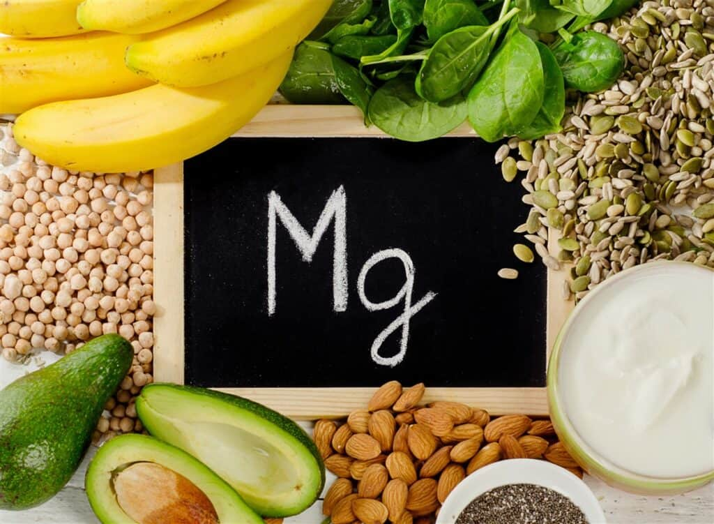 magnesium-rich foods for healthy hair growth