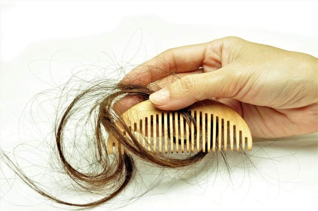 Hair Comb and Hair Loss