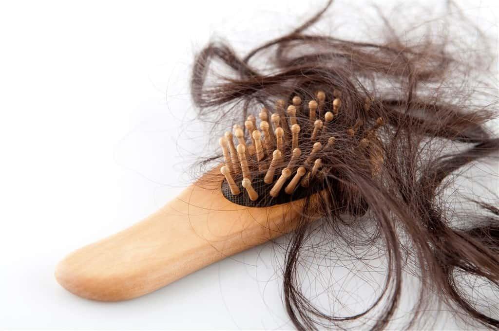 Increase in Hair Fall